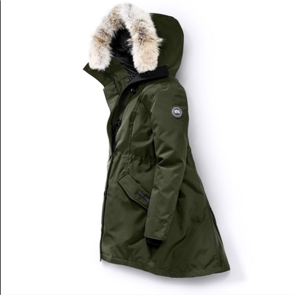 canada goose rossclair vs shelburne